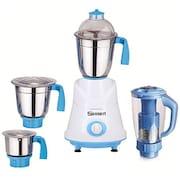 Sunmeet Butler 600W Mixer Grinder (Blue, 4 Jar)