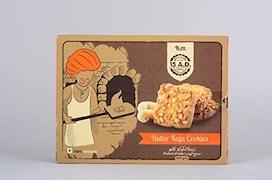 15 A.D. BAKERY LLP Butter Kaju Cookies (400GM)