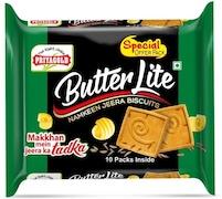 Priyagold Butter Lite Namkeen Jeera Biscuits (500GM)