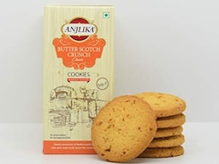 Anjlika Butter Scotch Biscuits (200GM, Pack of 2)