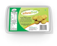Wheafree Butter Sweet Cookies (200GM)