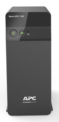 APC BX1100C-IN UPS (Black)