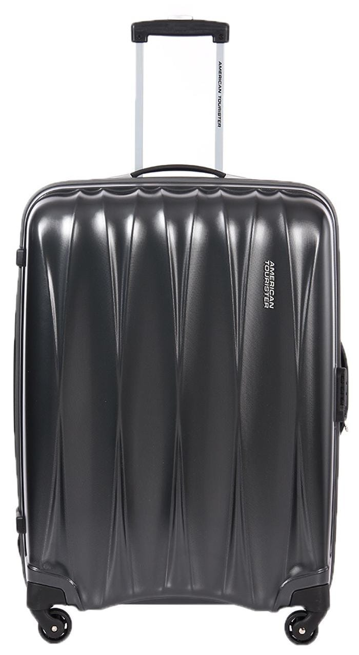 American Tourister Cabin Luggage (22 Inch, Black)