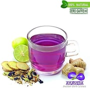 BLUE TEA Caffeine Free Butterfly Pea Flower Tea (50GM)