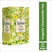 Typhoo Calming Organic Chamomile Tea (24GM, Pack of 2, 20 Pieces)