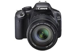 Canon EOS 550D 18MP DSLR Camera
