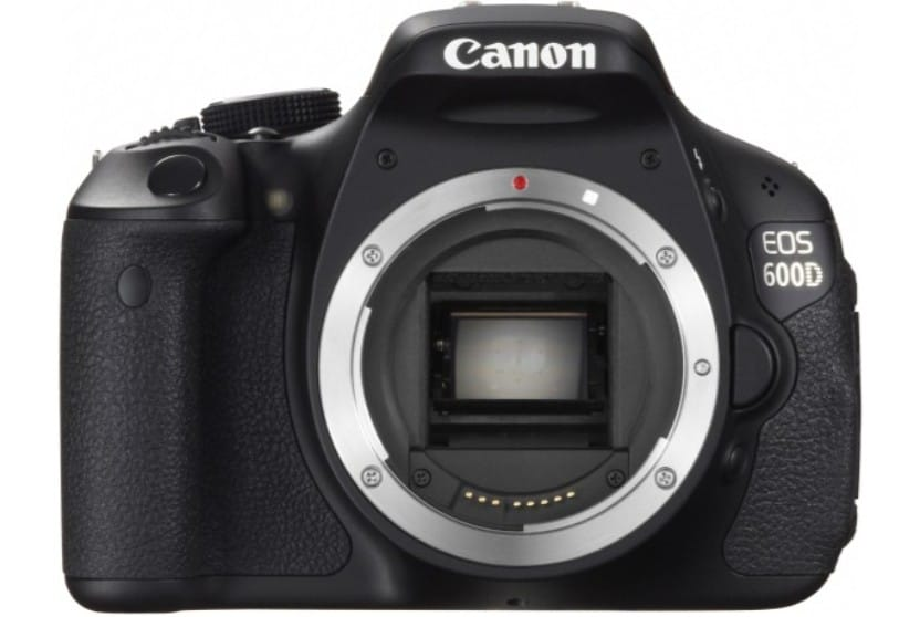 Canon Eos 600d 18mp Dslr Camera Online At Lowest Price In India