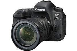 Canon EOS 6D 20.2MP DSLR Camera