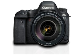 Canon EOS 6D Mark II 26.2MP DSLR Camera