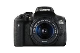 Canon EOS 750D 24.2MP DSLR Camera