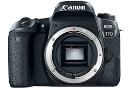 Canon EOS 77D 24.2MP DSLR Camera