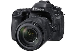 Canon EOS 80D 24MP DSLR Camera