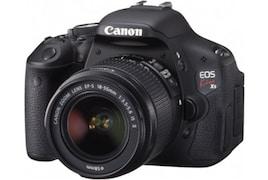 Canon EOS Kiss X5 18MP DSLR Camera