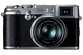 Fujifilm FinePix X100 12.3MP DSLR Camera