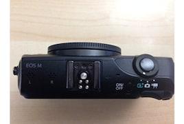 Canon EOS M 18MP DSLR Camera
