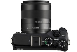 Canon EOS M3 24.2MP DSLR Camera