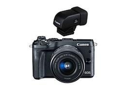 Canon EOS M4 24.2MP DSLR Camera