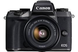 Canon EOS M5 24.2MP DSLR Camera