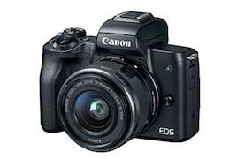 Canon EOS M50 24.1MP DSLR Camera