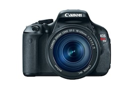 Canon EOS Rebel T3i 18MP DSLR Camera