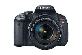 Canon EOS Rebel T4i 18MP DSLR Camera