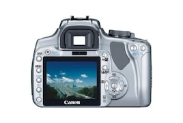Canon EOS Rebel XTI 10.10MP DSLR Camera