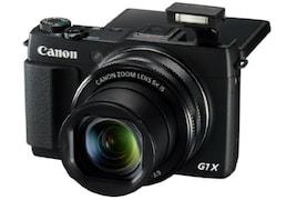Canon PowerShot G1 X Mark II 12.8MP DSLR Camera