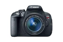 Canon EOS Rebel T5i 18MP DSLR Camera