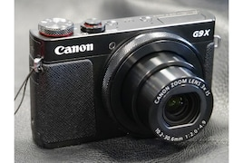 Canon PowerShot G9 X Mark 2 20.1MP Digital Camera