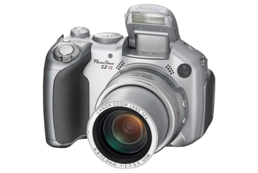 Canon Powershot S2is 5 0mp Digital Camera Online At Lowest Price In India