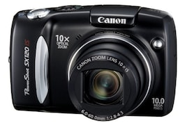Canon PowerShot SX120IS 10.0MP Digital Camera