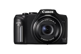 Canon PowerShot SX170 16MP DSLR Camera