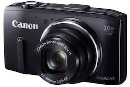 Canon PowerShot SX280HS 12.1MP Digital Camera