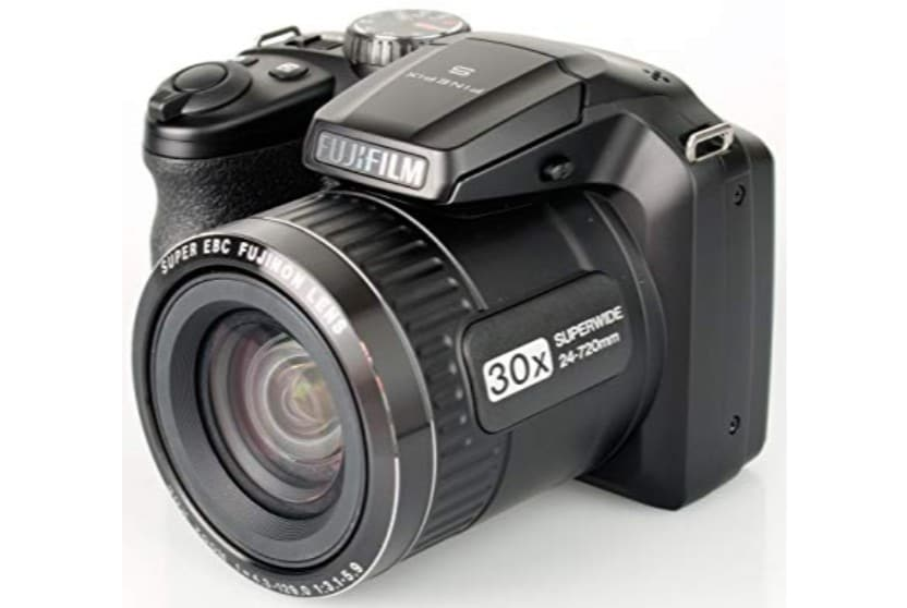 Fujifilm FinePix S4830 16MP Digital Camera
