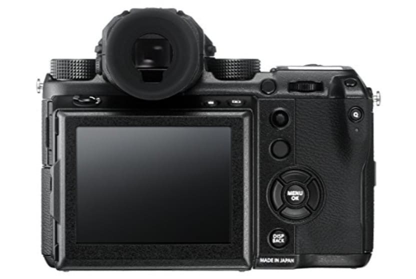 Fujifilm GFX 50S 51 4MP DSLR Camera
