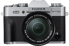 Fujifilm XT20 20MP DSLR Camera
