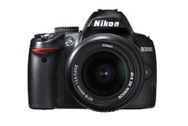 Nikon D3000 10.2MP DSLR Camera