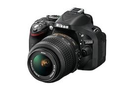 Nikon D5200 24.1MP DSLR Camera