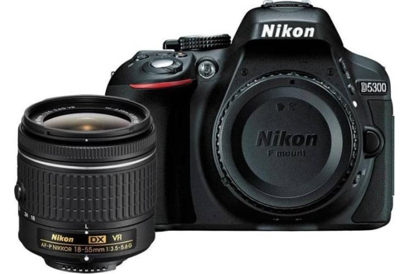 Nikon D5300 24 2MP DSLR Camera