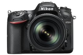 Nikon D7200 24.2MP DSLR Camera