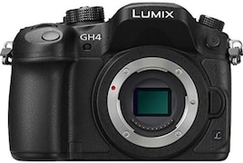 Panasonic Lumix DMC GH4A 16.05MP DSLR Camera