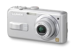 Panasonic Lumix DMC LS2 5.0MP Digital Camera