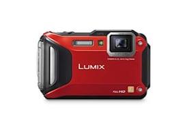 Panasonic Lumix DMC TS6A 16.1MP Digital Camera