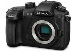 Panasonic Lumix GH5 20.33MP DSLR Camera