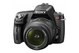 Sony Alpha A290L 14.2MP DSLR Camera