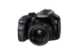 Sony Alpha A3000K 20.1MP DSLR Camera