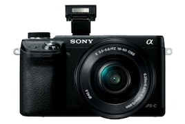 Sony Alpha NEX6 16.1MP DSLR Camera