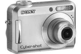 Sony CyberShot DSC S650 7.2MP Digital Camera