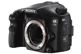 Sony ILCA 77M2 24.3MP DSLR Camera