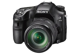 Sony ILCA 77M2M 24.3MP DSLR Camera